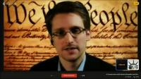 News video: NSA leaks fueled needed debate, Snowden tells SXSW