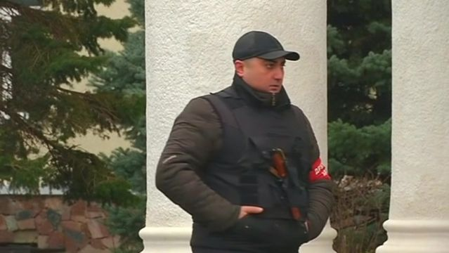 News video: Ukraine's interim leaders create new national guard