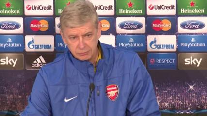 News video: History can help us - Wenger
