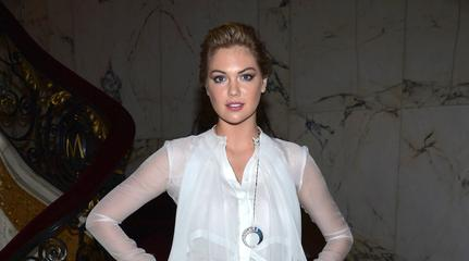 News video: Kate Upton Threatens Lawsuit Over Topless Photos