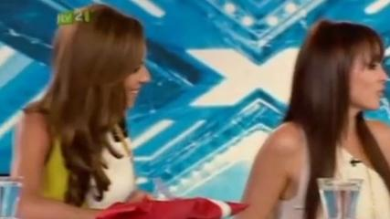 News video: CHAZZAM! Cheryl Cole's BACK on X Factor!
