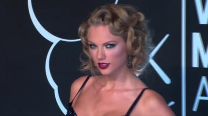 News video: Taylor Swift Tops Rich List With $40 Million Earned Last Year