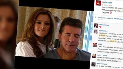 News video: Cheryl Cole Returns to The XFactor