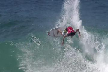 News video: Gabriel Medina Tops Parkinson to Win Quiksilver Pro Gold Coast - Surf
