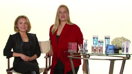 News video: Hayden Panettiere and Her Celeb Makeup Artist Launch Online Beauty Series
