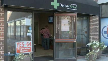 News video: It's No Toke: Colorado Pulls In Millions In Marijuana Tax Revenue