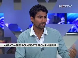 News video: No shortcuts in politics, I am ready to make a difference: Mohd Kaif to NDTV