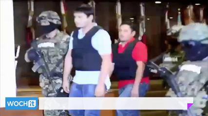 "News video: New Film Portrays Mexican Drug Lord ""El Chapo"" Guzman As A Zorro-like Legend"