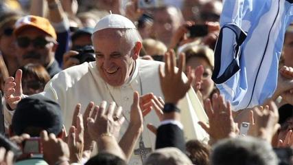 News video: Pope's One-Year Anniversary: How Has the Church Changed?
