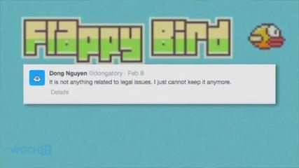 News video: 'Flappy Bird' Creator Might Bring The Game Back